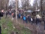 Ukraine! The Junta's Pulling The Army In Eastern Ukraine,for The Suppression Of The Demonstrators!09,04,2014