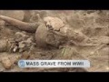 UT :Polish War Grave In Ukraine: Remains Of WWII Polish Soldiers Unearthed In West Ukraine