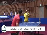 Up-date On Ibrahim Hamato, The Armless Table Tennis Player