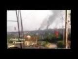 Ukraine War Today • Huge Explosion In Donetsk -- RAW FOOTAGE