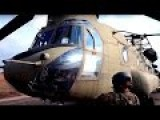 US ARMY - CH 47F Chinook Helicopter Start UP 2017