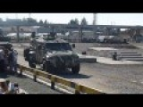 Ukraine New KraZ Built Fiona 4x4 & 6x6 Armored Personnel Carriers