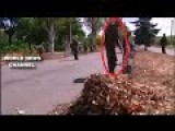 Ukrainian Military Custody Forced Work Hard
