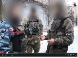 Ukraine - Kiev Possibly Using Berkuts As Insiders In Donbass Russian