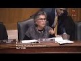 Unhinged: Senator Boxer Ridicules 'philosopher', Attacks Catholic Priest At Senate Climate Hearing