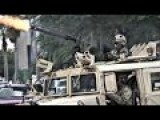 US Special Forces In Action During Heavy Intense International Special Force Hostage Rescue