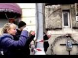 Ukraine Prosecutor's Office & Halych District Police Station Sacked In Lviv