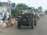 Using The Public Bus In Vietnam