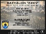 Ukraine's Battalion AZOV Is Recruiting Neo Nazis