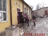 UNDER FIRE: Community Soup Kitchen In LNR Conrolled Pervomaisk Hit By Ukraine Grad Rockets