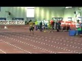 Usain Bolt Vs. Roland Wegner,, Backward Running