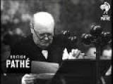 United Europe Is Near - Churchill 1949