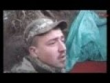 Ukrainian Positions Under Fire
