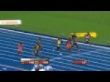 Usain Bolt Wins In Moscow 100m Men Final 9.77 Moscow World Championships IAAF 2013