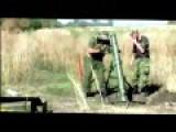 Ukraine News War Crisis - Russian Invaders Firing Mortars In Luhansk Oblast