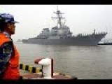 US Warship Arrives In China For Joint Exercise To Build Mutual Trust