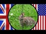 UK Vs USA Air Rifle Hunting