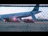 US Airways Plane CRASH At Philadelphia