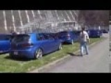 Volkswagen R32 POWER Like A Music