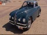 Vintage: Alfa Romeo 6C 2500 SS