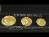 VIDEO Ancient Greek And Roman Coins Discovered In Buffalo, NY