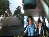 Video Shown On The Function Of The Seat Belt In Traffic Accident