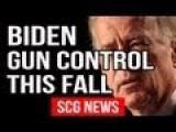 Vice President Joseph Biden: Gun Control Push Coming