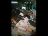 Vietnamese Guy Gets Zapped When Trying To Charge His Cell Phone