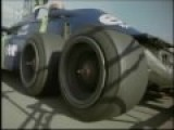 Vintage Formula 1: Jackie Stewart Tests The P34 Tyrrell 6 Wheeler