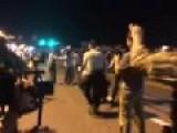 Video Footage: Officer Threatening To Shoot Fergusun Journalist