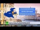Venice Referendum: Crimea Encouraged Vote To Take Place