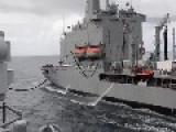 VERTREP & Refueling At Sea