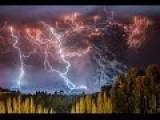 Volcano Eruptions Caught On Camera + INFO!