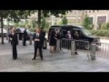 Video Show Hillary Clinton Abruptly Leaving 9-11 Memorial