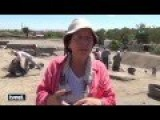 VIDEO 4,200-Year-Old Baby's Rattle Found In Turkey