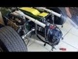 Vintage Formula 1: Lotus 43-BMR H-16 With 32 Valves