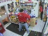 Violent Bubble Gum Theft At A Petro-Canada Gas Station