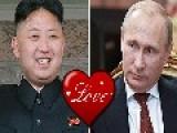 Vladimir Putin Invites Kim Jong-un To Moscow