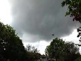 Video Shows Funnel Cloud Over Hartlepool