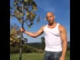 Vin Diesel Ice Bucket Challenge