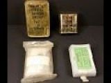 Vietnam War Airforce Survival Rations & Pilots Kit