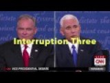 VP Debate Moderator On Hillary's Email Scandals