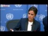 Victoria Beckham Speaks At United Nations