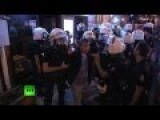 Video: Turkish Police Teargas, Water Cannon Gezi Protesters Www.keepvid.com - Download
