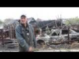 Vergulovka Under Fire Shooting In Vergulovka This Morning