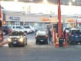 Video Of Blind Man Pumping Gas And Drives Off!