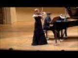 Violinist Virtuoso Marianna Vasilyeva Performs Utterly Perfect Rendition Of Debussy's Gorgeous Piece Beau Soir