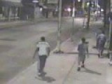 Violent Crime Recorded On Philly Security Camera