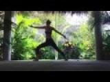 Victoria's Secret's Camila Morrone Shows Off Her Yoga Skills