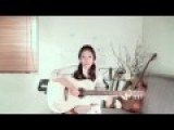 Vietnamese Cute Girl Covers Con Buom Xuan With 4 Languages